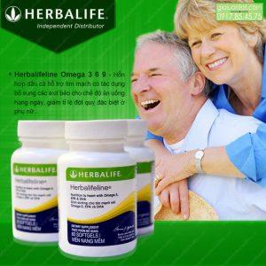 Herbalifeline Herbalife bổ sung omega 3 từ cá hồi