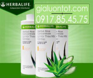 Nước lô hôi cô đặc Herbalife hỗ trợ tiêu hóa khỏe mạnh