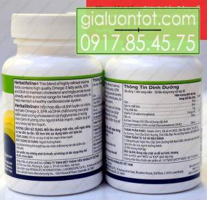 Thành phần và hướng dẫn sử dụng sản phẩm dầu cá Herbalife