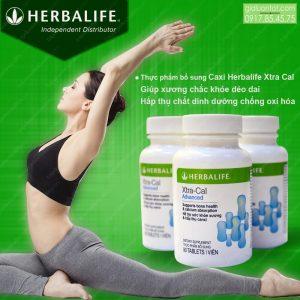 Cải thiện với sức khỏe giai đình bạn với canxi Herbalife