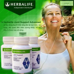 Cải thiện xương khớp với Joint Support Advanced Herbalife