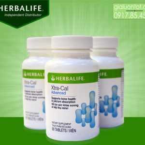 Xtral Cal Advanced Herbalife bổ sung Canxi cho cơ thể