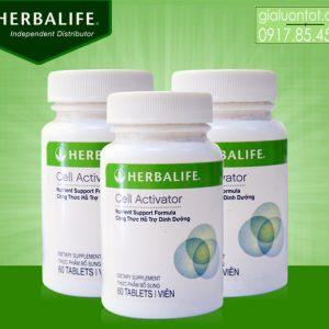 Cell Activator Herbalife hỗ trợ đường tiêu hóa giá rẻ