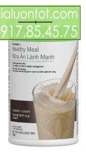 Sữa Herbalife F1 - Bữa ăn dinh dưỡng lành mạnh