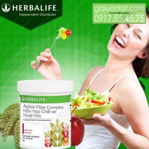 Hỗn hợp chất xơ Herbalife Active Fiber Comlex cải thiện sức khỏe cơ thể