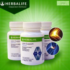 Joint Support Advanced Herbalife hỗ trợ điều trị xương khớp