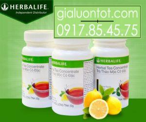 Trà thảo mộc cô đặc Herbalife Tea Concentrate hỗ trợ giảm cân