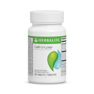 Cell U Loss Herbalife cho làn da đẹp