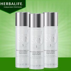 Kem dưỡng ẩm da herbalife skin