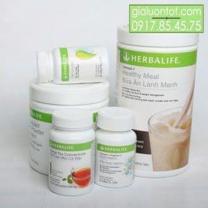 Bộ 5 giảm cân nhanh Herbalife