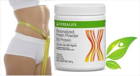 Bột Protein Herbalife mang nhiều lợi ích tốt với sức khỏe