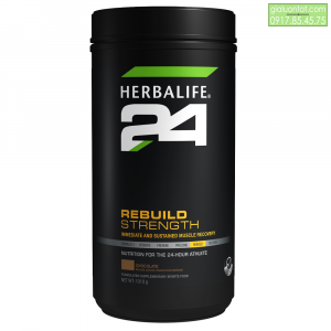 Herbalife 24 Rebuild Strength hương Chocolate