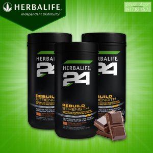 Rebuild Strength Herbalfie 24 phục hồi cơ bắp nhanh chóng