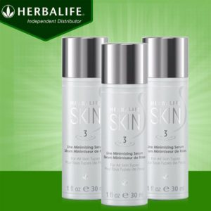 Serum herbalife cải thiện nếp nhăn hiệu quả