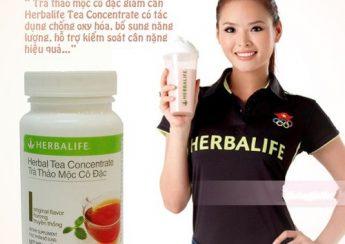 Giảm cân với trà Herbalife có mang lại hiệu quả không