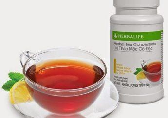 Sử dụng trà Herbalife để giảm cân có tốt không