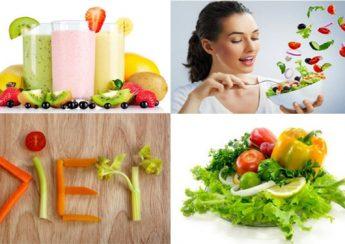 Thực đơn ăn uống giàu hoa quả sẽ giúp giảm cân nhanh