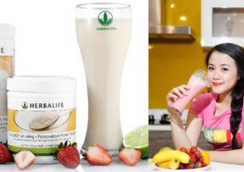 Uống sữa giảm cân Herbalife có hiệu quả không