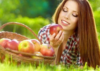 Giảm cân nhanh chỉ với trái táo trước bữa ăn